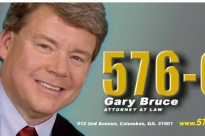 GaryBruce attorney advertising